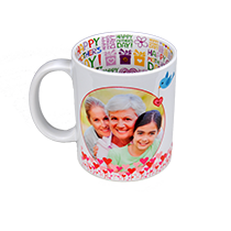 Mug Mothers Day Themed 325ml incl Delivery